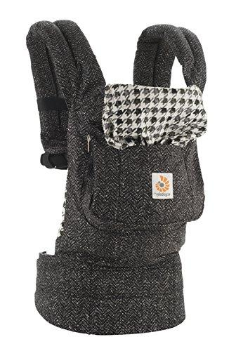 Ergobaby Ergonomic Multi-Position Carrier with X-Large Black