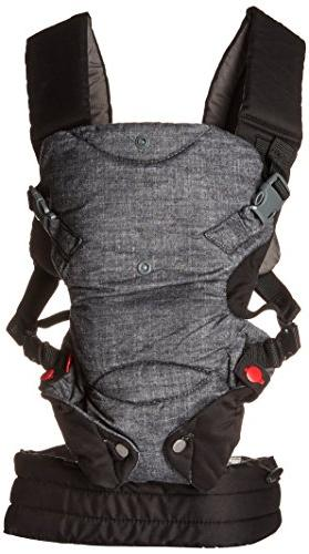 Infantino Baby Carrier, Grey
