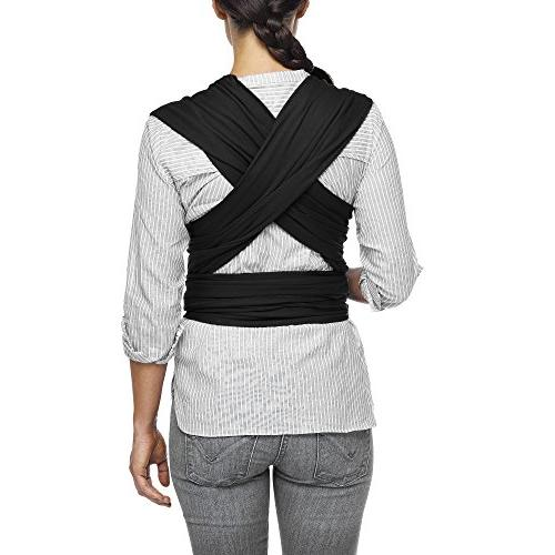 Moby for Newborns Soft Sling Wrap, Ideal Baby Wearing, Breastfeeding, Keeping Baby -