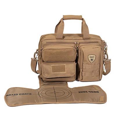 Tactical Baby Gear Deuce 2.0 Tactical Diaper Bag with Changi