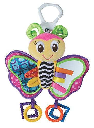 activity friend blossom butterfly toy