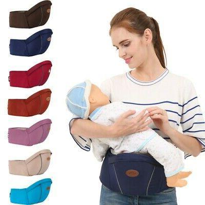 adjustable baby carrier toddler newborn waist hip