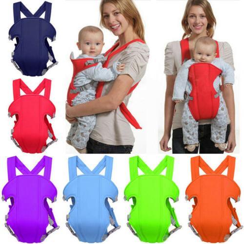 Adjustable Breathable Infant Baby Carrier Newborn Backpack