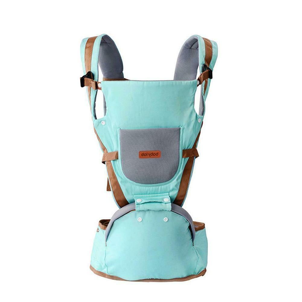 Adjustable Infant Baby Carrier Sling Backpack
