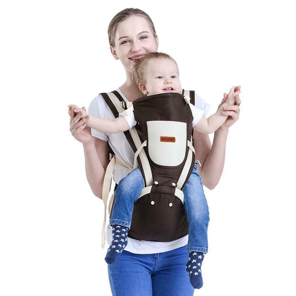 Adjustable Newborn Infant Carrier Ergonomic Sling