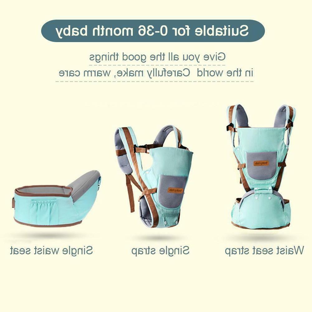 Adjustable Carrier Breathable Ergonomic Wrap Sling