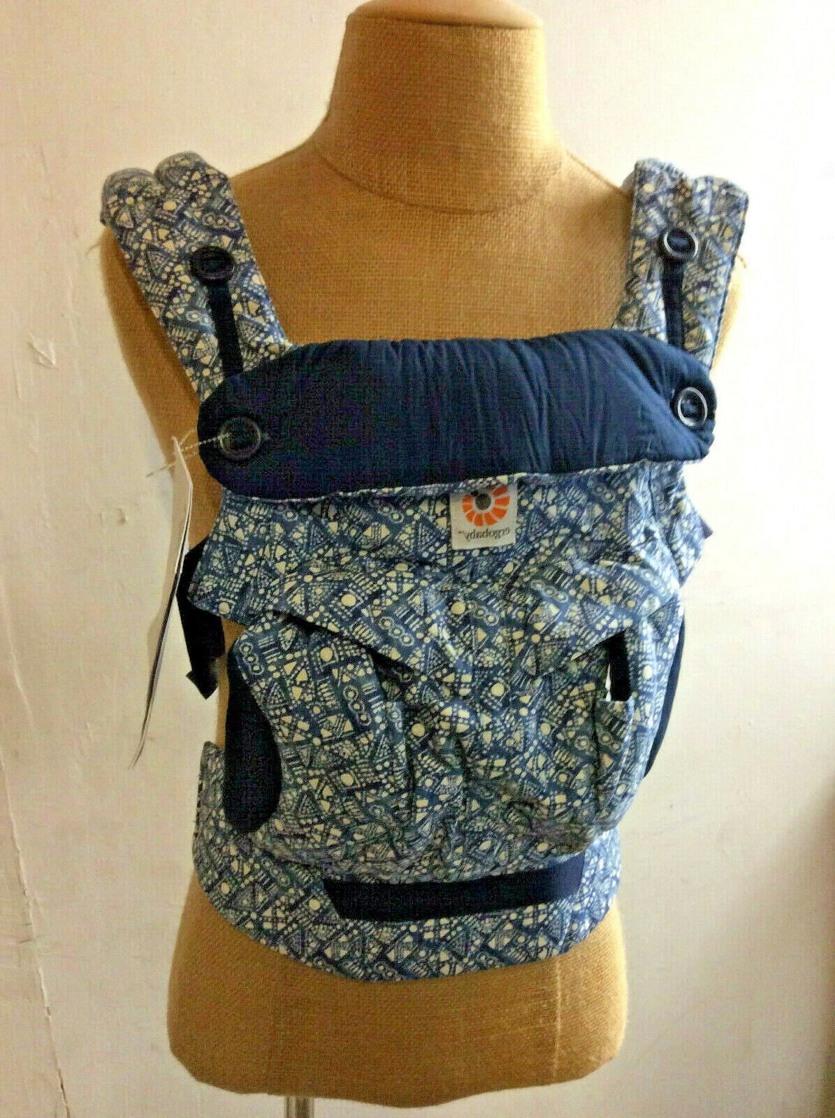 baby carrier adapt ergonomic multi position batik