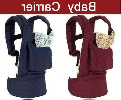 Baby Carrier Front and Structured Sling