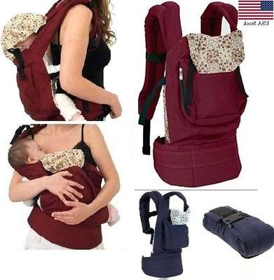 baby carrier backpack front and back ergonomic