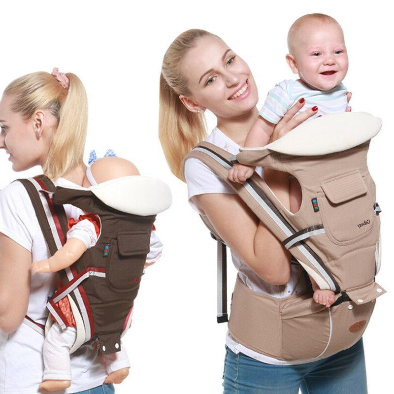 0-30 Months Baby Carrier newborn Sling Backpack Pouch Front