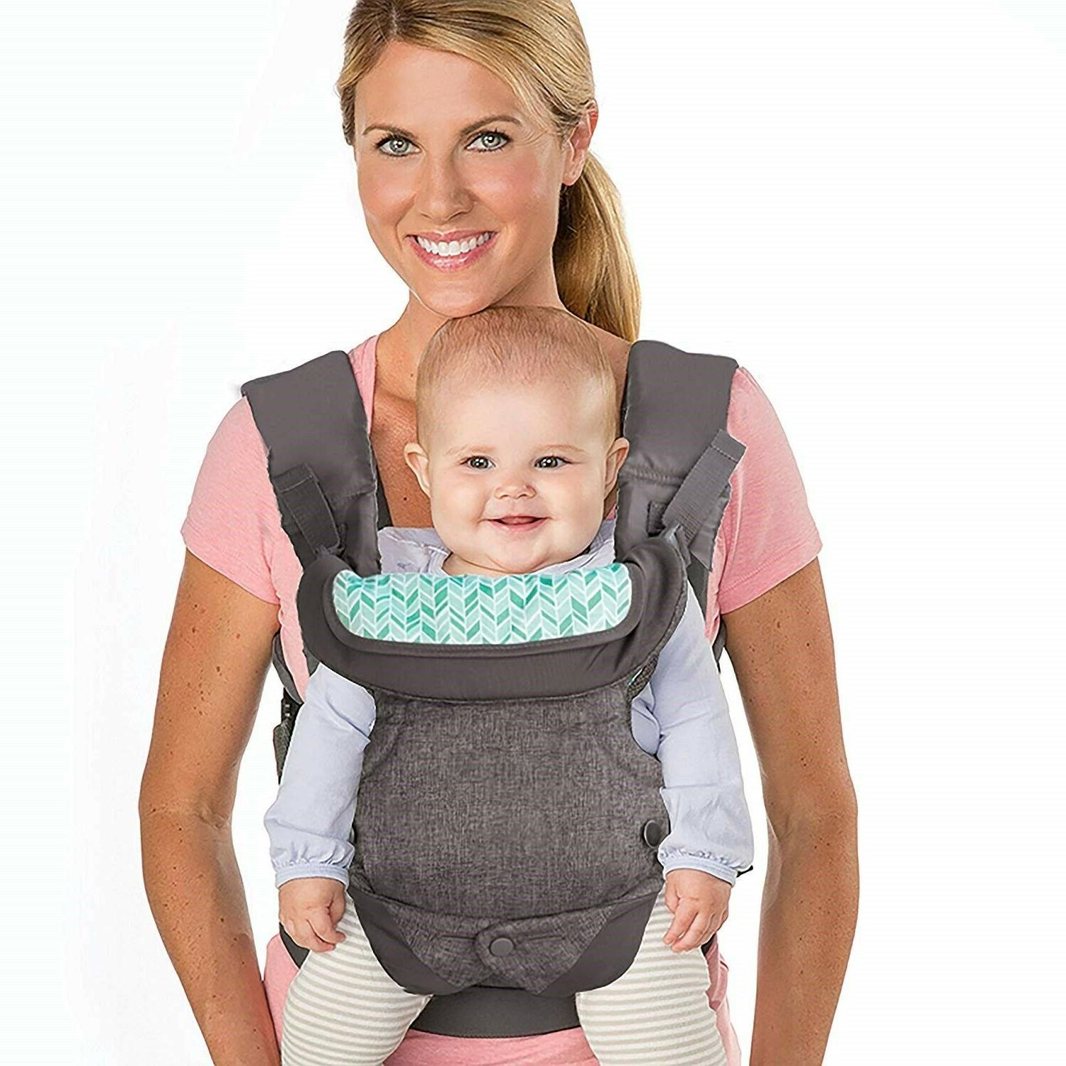 Infantino Baby 4-in-1 Light Baby Carrier