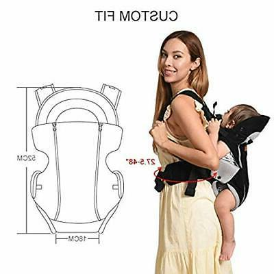 Baby Carrier to 1-Year-Old Breathable Soft