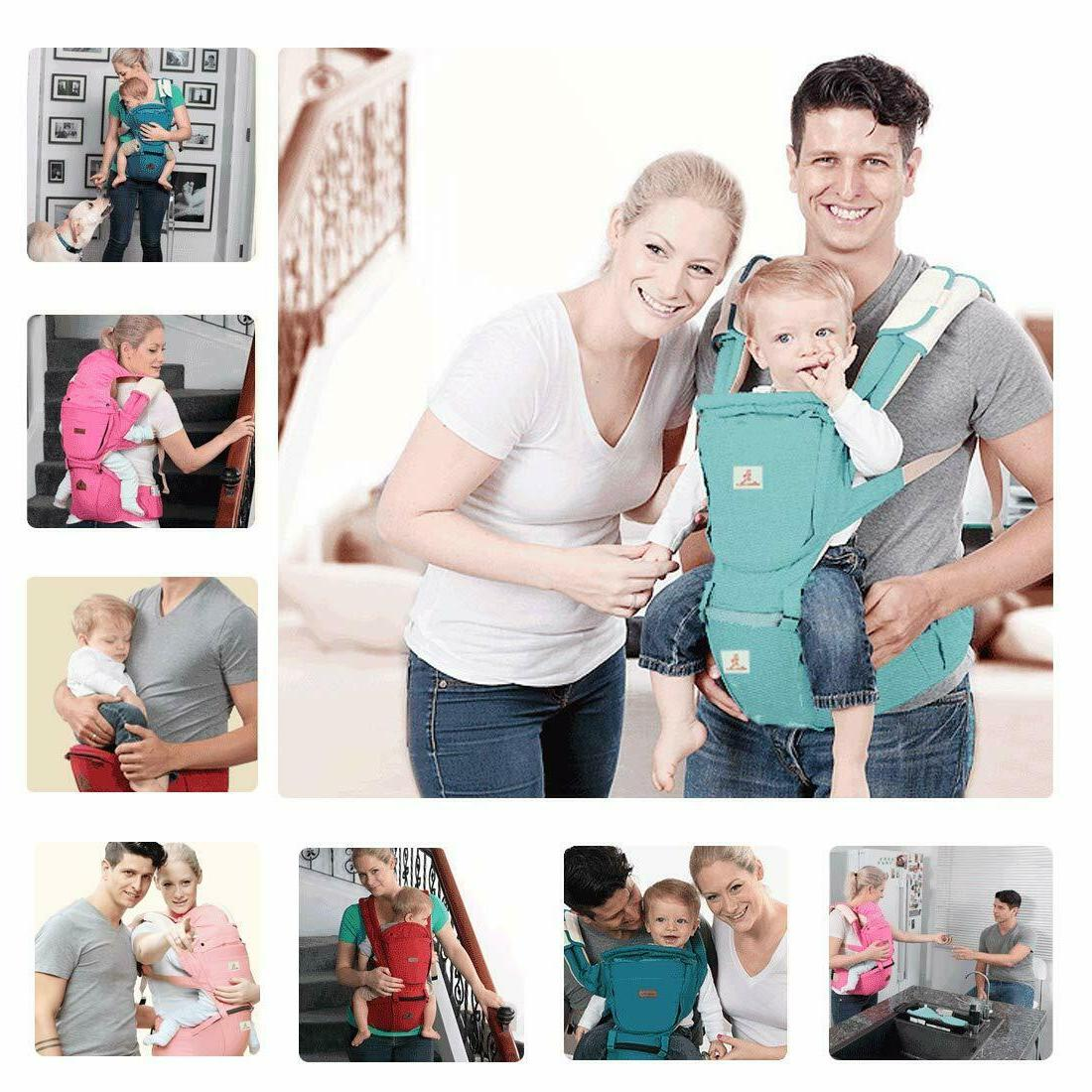 Baby Carrier Seat 360 Hipseat Baby Carrier