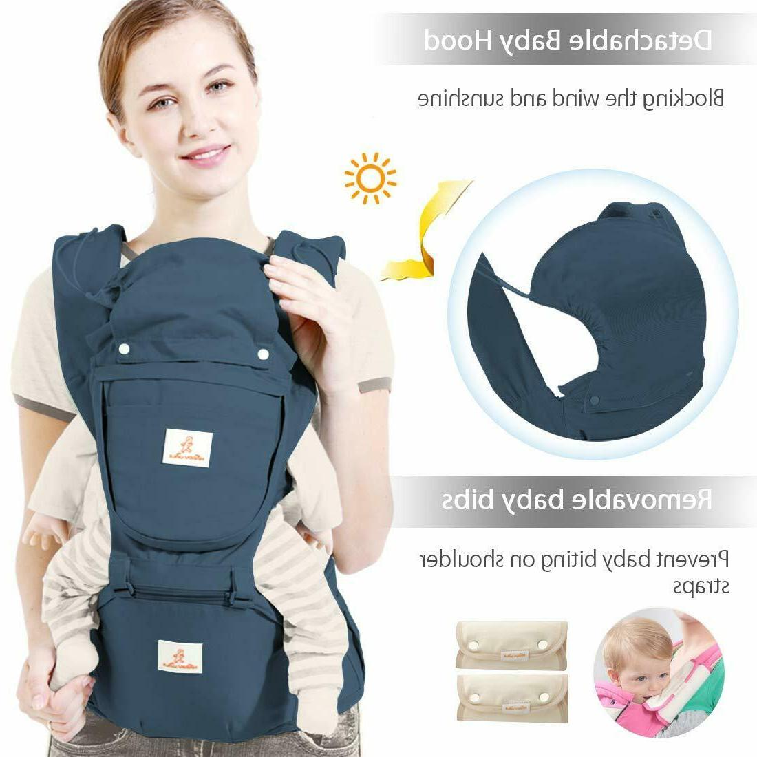 Baby Carrier Seat 360 Hipseat
