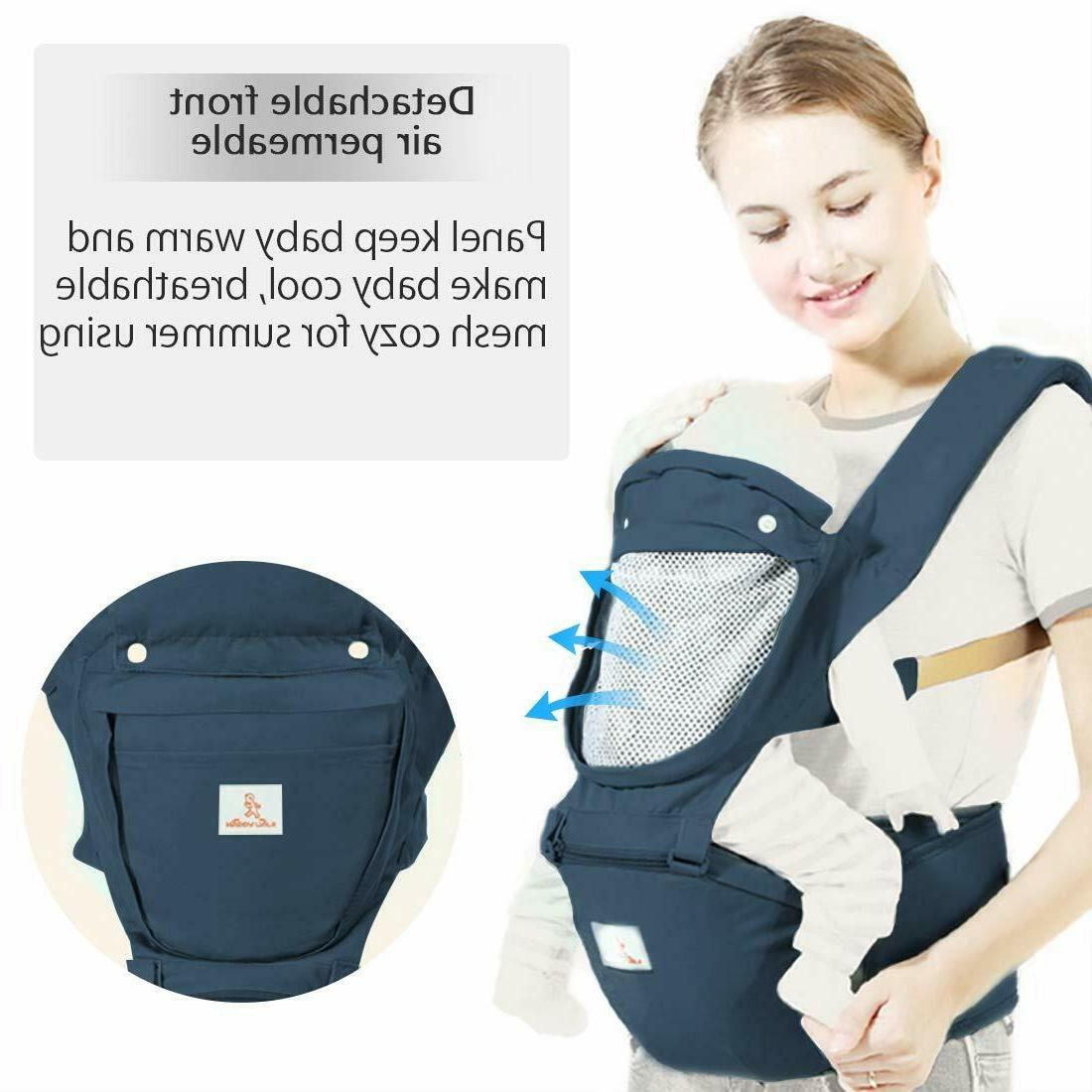 Baby Carrier Seat 360 Ergonomic Hipseat