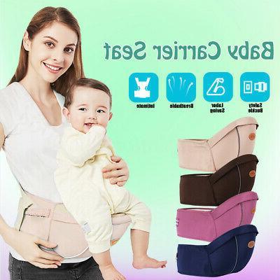 Baby Hip Carrier Infant Toddler Waist Stool Backpack Hold Belt
