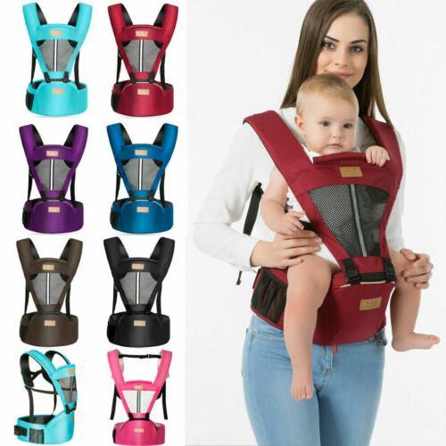 Baby Ergonomic Multifunctional Waist Support Stool Strap US