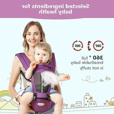 Newborn Baby Carrier Toddler Waist Wrap Belt Sling