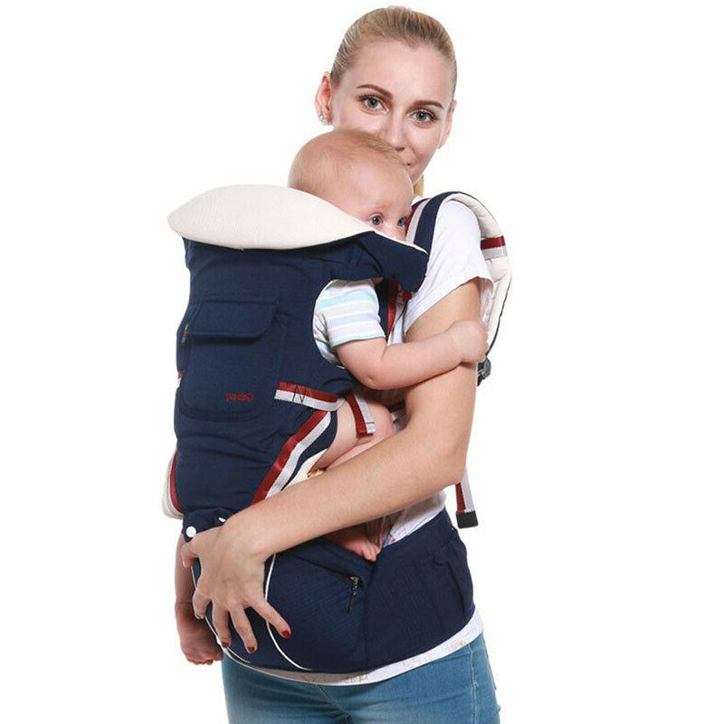 Baby Carrier in 1 Carrying Belt for Months