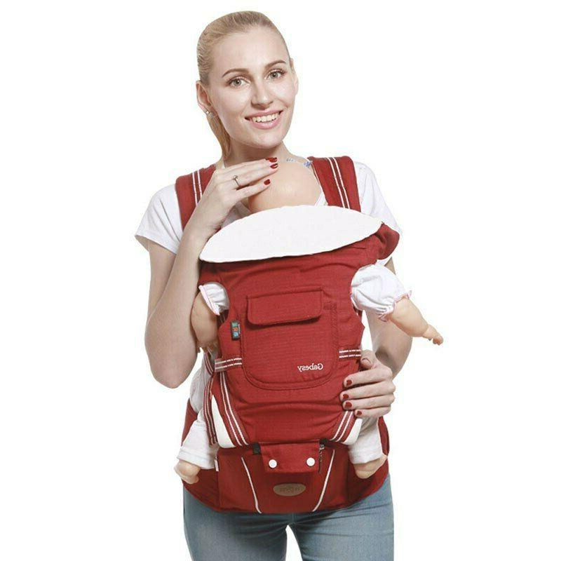 Baby Multifunctional 9 in 1 Infant Carrying Months