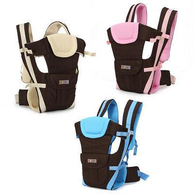Newborn Infant Baby Carrier Toddler Backpack Breathable Adju