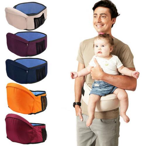 Baby Carrier Hip Seat Stools Cotton Toddler Belt