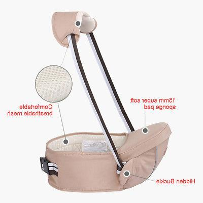Baby Carrier Waist Stool Multifunction Infant Carrier Belt Hip