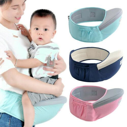 Baby Waist Bench Travel Boy Girl Sling Holder