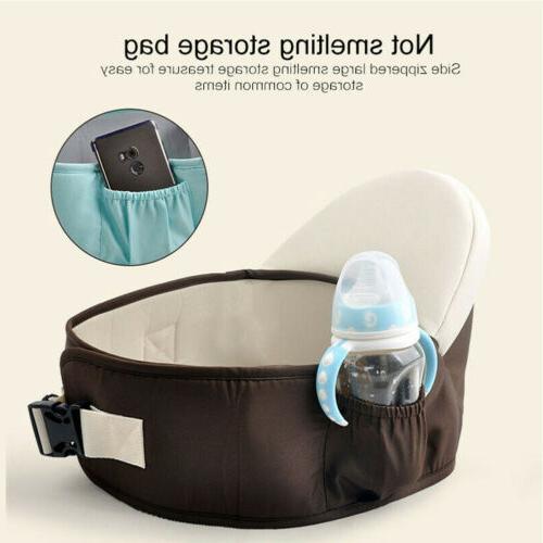 Baby Stool Walkers Kids Belt Backpack Infant Seat