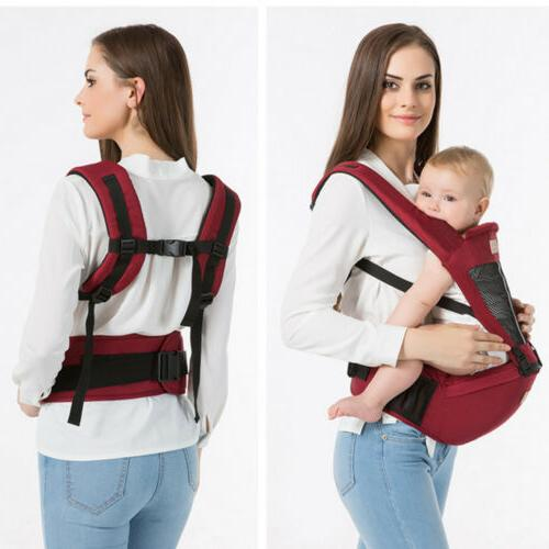 New Infant Kid Baby Front Wrap Carrier