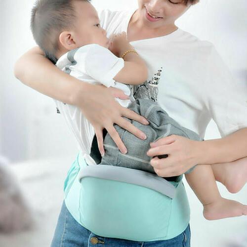 Baby Carrier Stool Walkers Sling Belt Backpack Seat