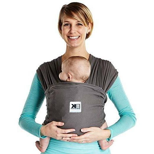 baby k tan breeze baby carrier natural