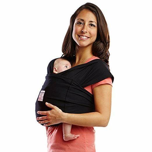 new baby k tan original baby carrier