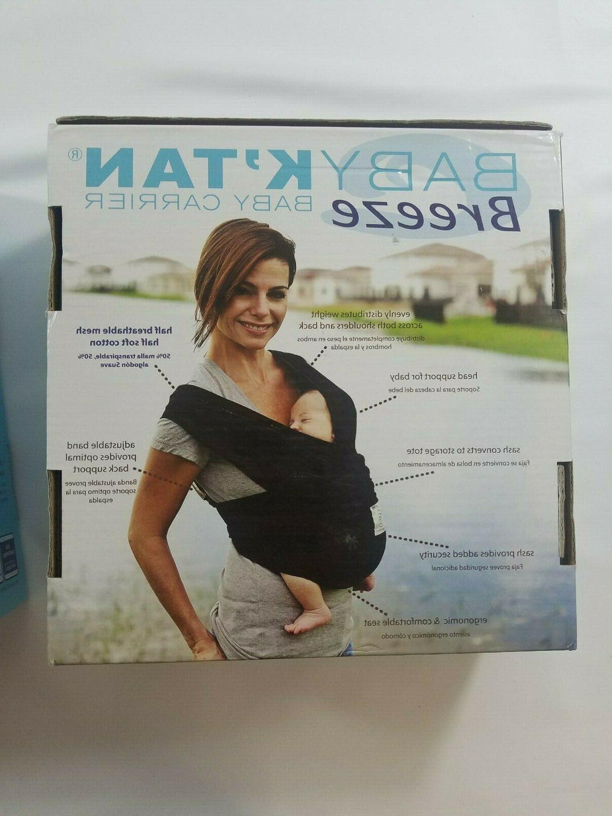 Baby ORIGINAL,BREEZE,ACTIVE Baby Carrier Black,Teal,Charcoal