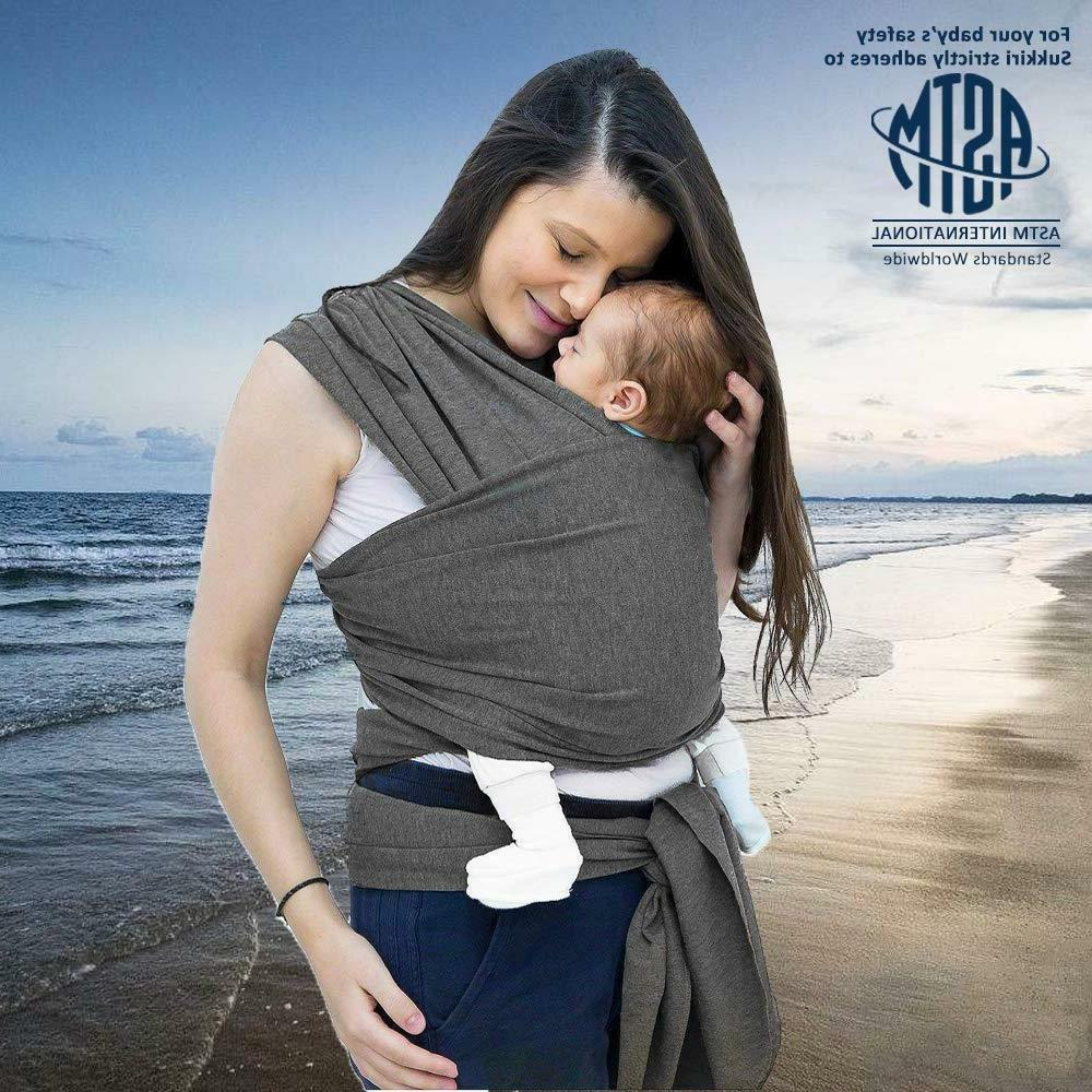 Cuby Carrier- Strechy Baby Carrier Infants