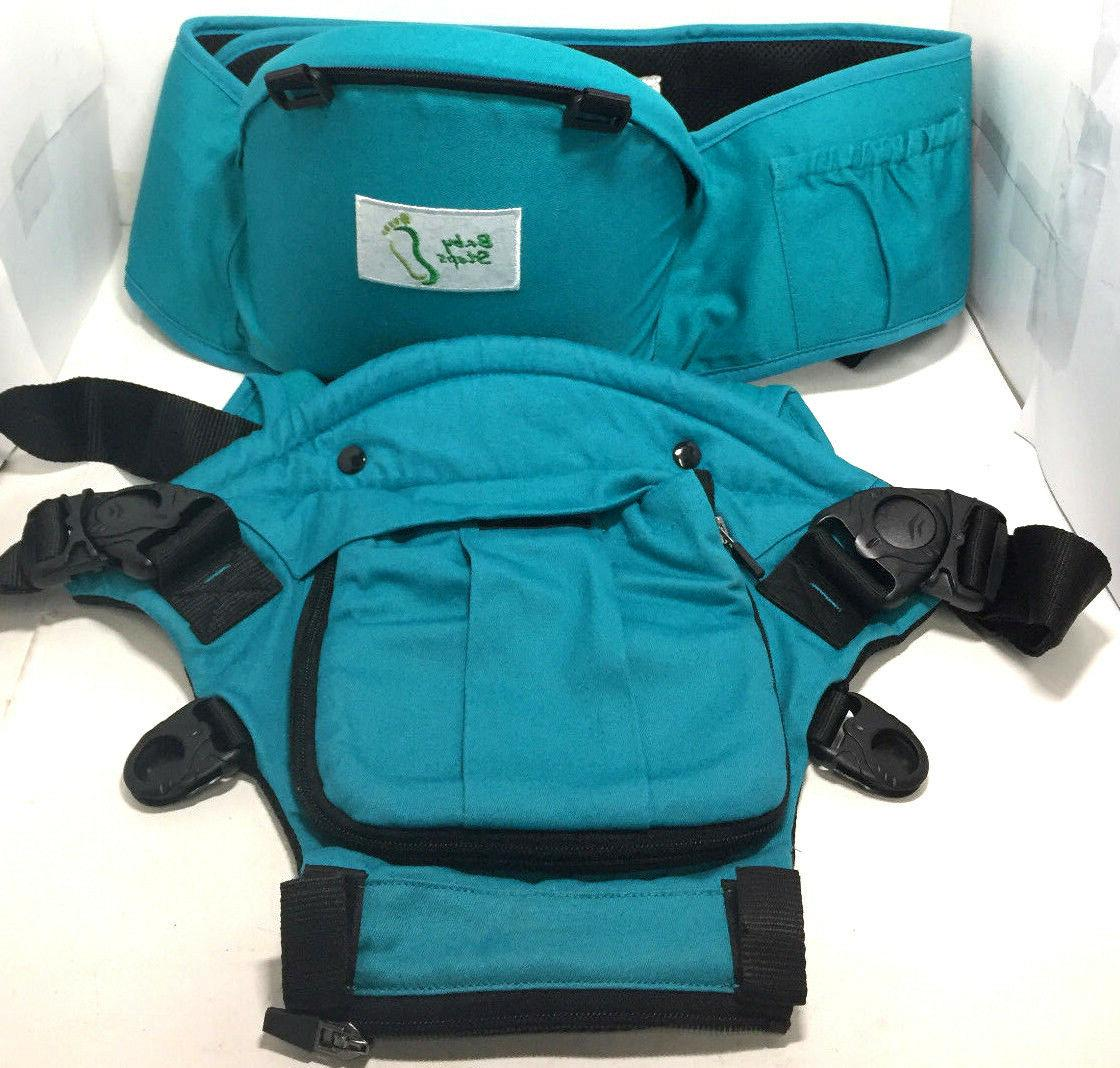 BabySteps Hip Seat Multifunctional Baby Carrier