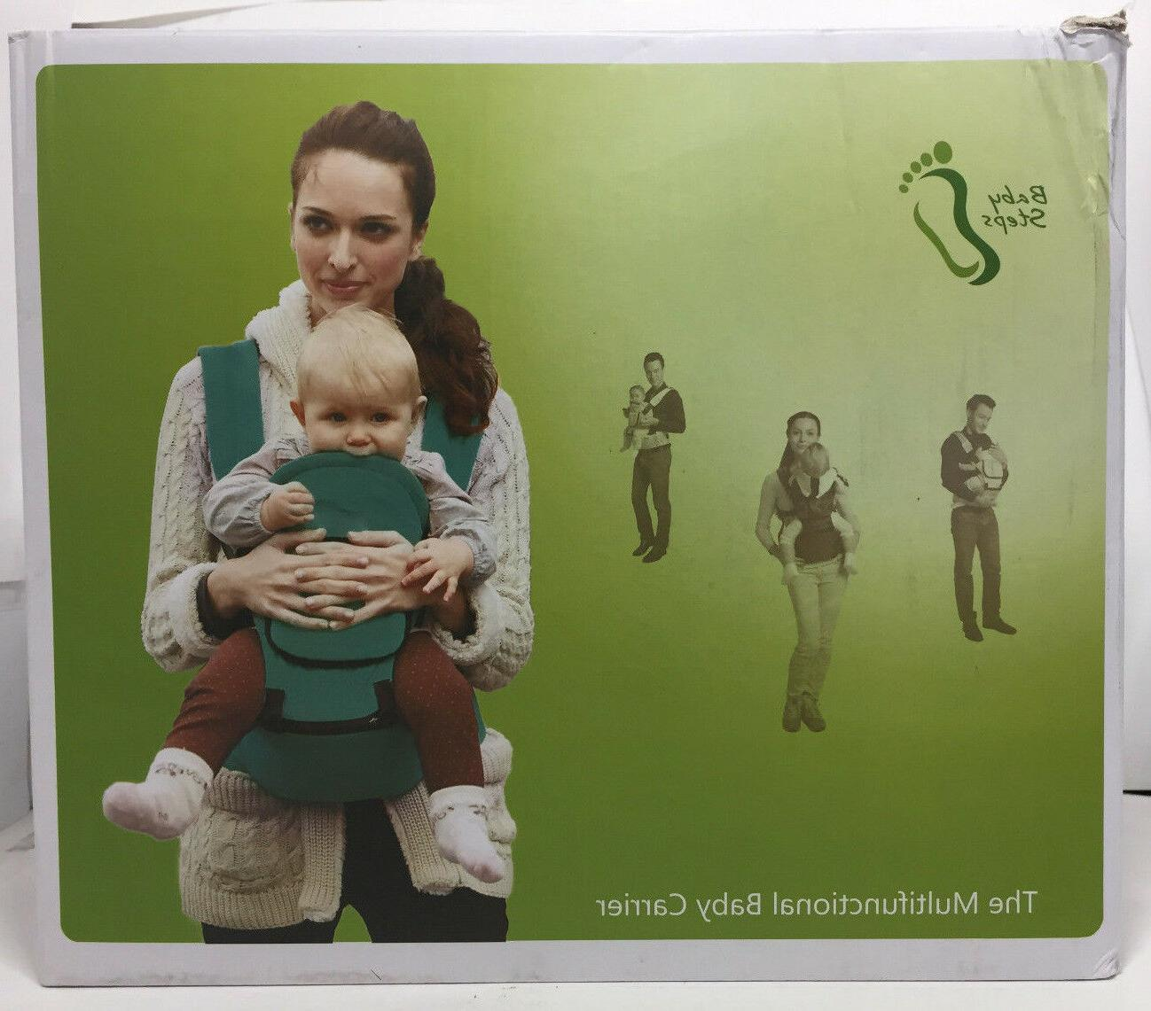 babysteps hip seat multifunctional baby carrier mc1