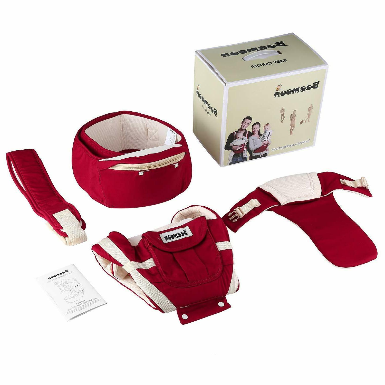 Beemoon 9-in-1 Baby Ergonomic Backpack Soft