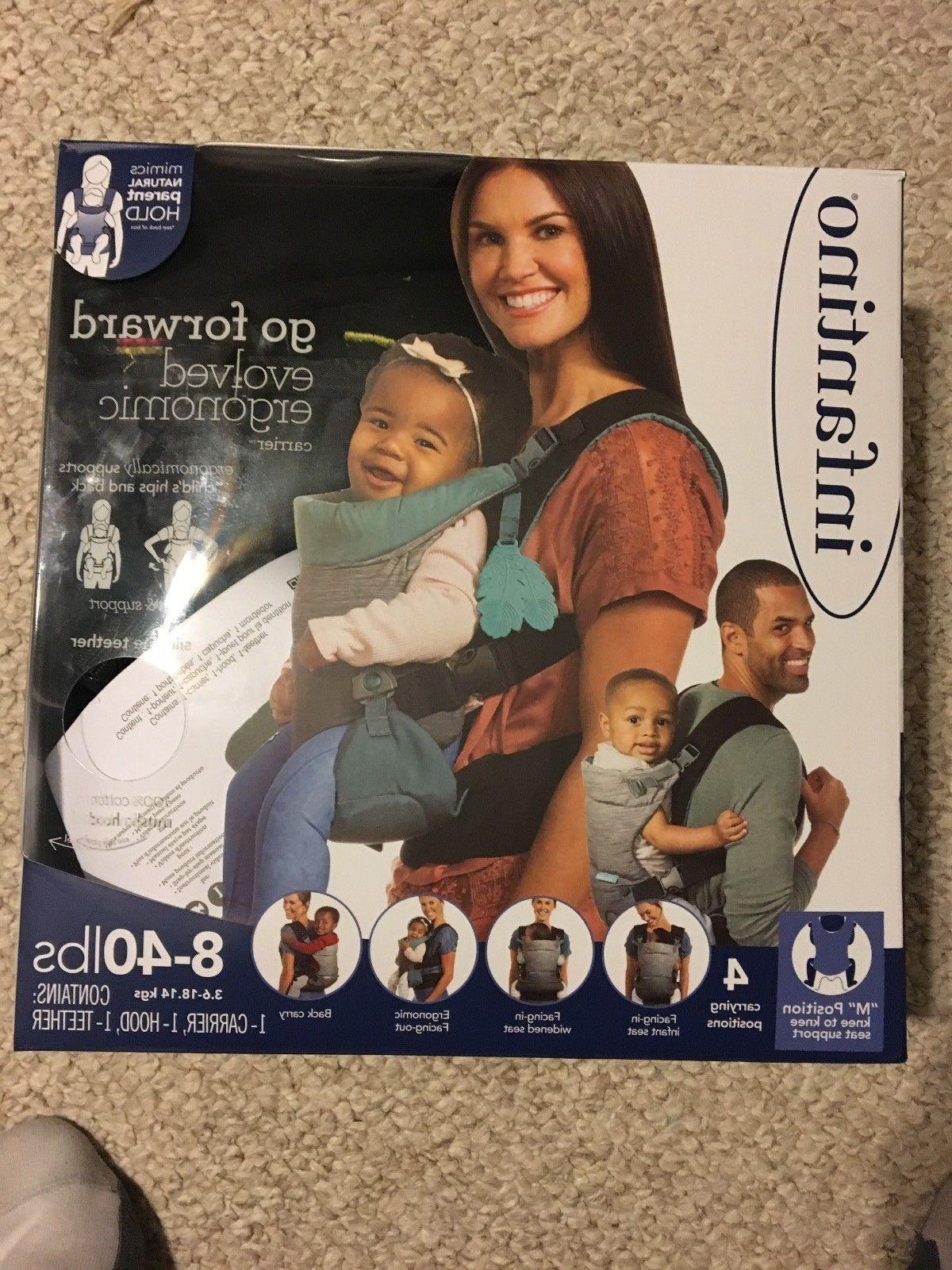 Brand Baby Carrier: Infantino Go Forward Evolved