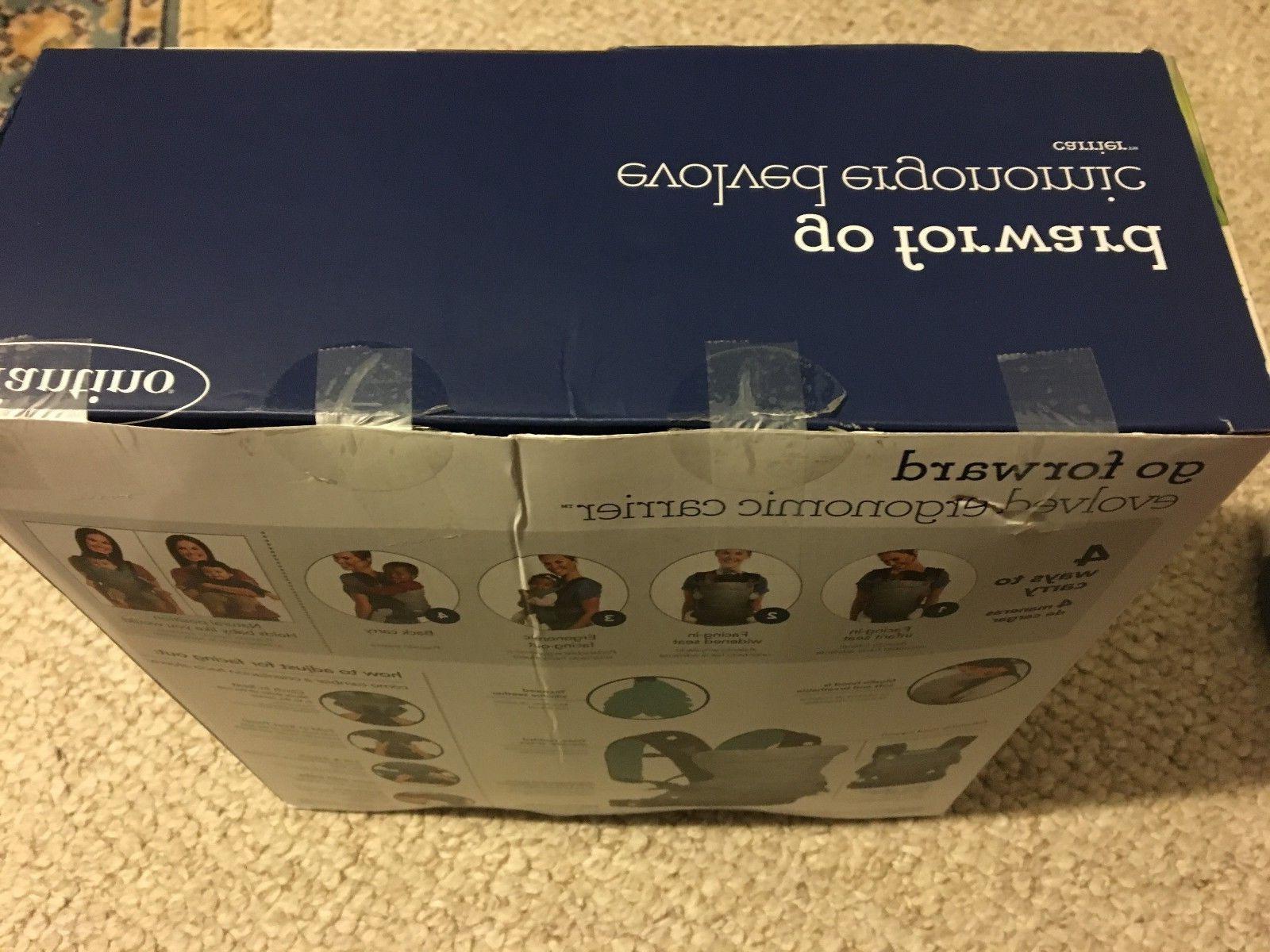 Brand Infant Carrier: Go Evolved Black/Gray