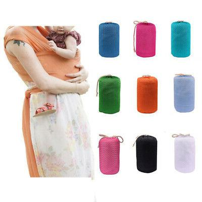 breathable adjust ergonomic baby sling stretchy wrap