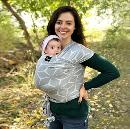 Natural Breathable Honey Wrap Lightweight Infants & 4 Color Options
