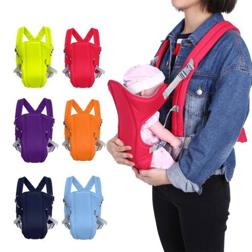 breathable infant newborn baby carrier backpack front