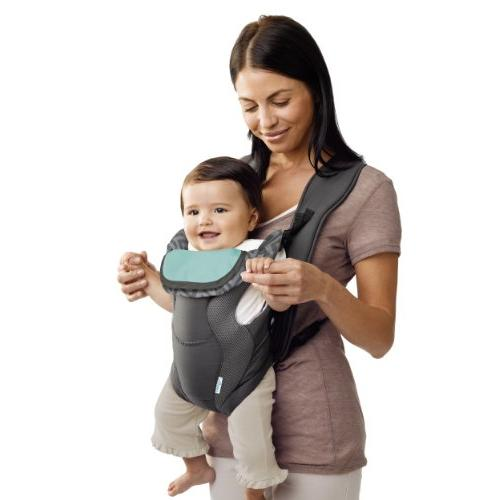 Flip Advanced Convertible Carrier Evenflo Breathable Soft Carrier