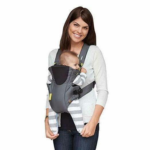 Infantino Vented Grey, carrier, Free