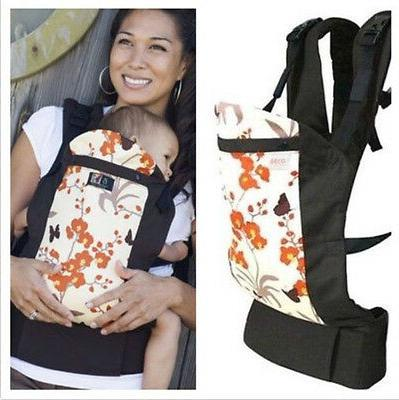 Beco 2 Carrier Sling Wrap  Red Flower