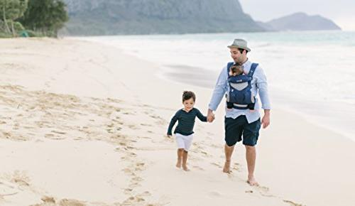 Ergobaby Carrier, Carry Positions Baby with Cool French