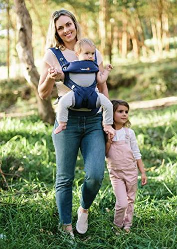 Ergobaby 360 All Carry Positions with Air Mesh, French Blue