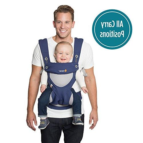 Ergobaby Carrier, Carry with French