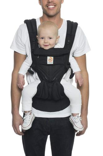 carrier omni 360 all carry positions baby